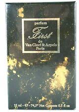 Van Cleef & Arpels FIRST parfum 15 ml boxed