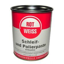ROTWEISS Schleif- und Polierpaste 750 ml Dose 5100