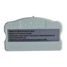 Chip Resetter for Epson Stylus Pro 7900/9900/7910/9910 Waste Ink Tank OEM