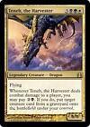 TENEB, THE HARVESTER Commander 2011 MTG Gold Creature — Dragon RARE