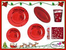 Gourmet Rouge scegli o componi Kit Natale Capodanno Accessori Tavola Cenone