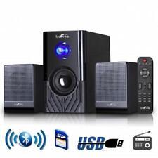 beFree Sound BFS-15*2.1 Channel SURROUND SOUND*Bluetooth*SPEAKER SYSTEM*Black