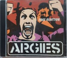 ARGIES – Fake Reaction CD  Punk rock from Argentina