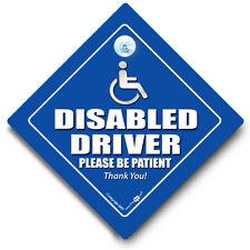 Conducente disabile Auto Firmare, Blue Badge Auto Firmare, Sedia a Rotelle Auto Firmare