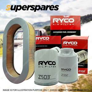 Ryco 4WD Air Oil Fuel Filter Service Kit for Nissan Patrol GU TD42 Up to 2003
