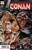 Savage Sword of Conan #9 Comic Book 2019 - Marvel