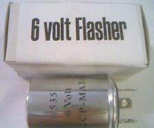 6 volt flasher Pontiac 1939 - 1951 1952 1953 1954 6V Heavy Duty!