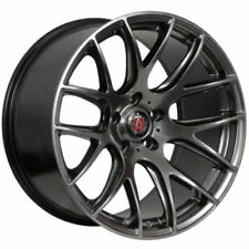3 Series Axe Wheels with Tyres