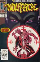 * Wolfpack #8 in Very Fine + condition. Marvel comics