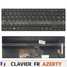 Clavier Français Original Pour Toshiba Tecra Z40-A-12Z Z40-A-14Z Rétro-éclairé