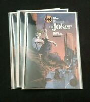 DC COMICS BATMAN CURSE OF THE WHITE KNIGHT #8 (OF 8) SEAN MURPHY JOKER VARIANT