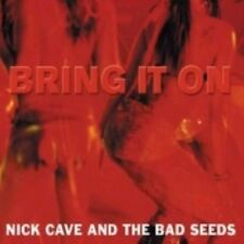 Nick Cave & The Bad Seeds Bring It On 4 track UK CD