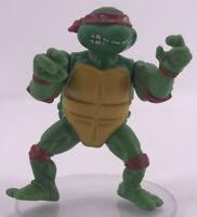 Vintage 1988 Teenage Mutant Ninja Turtles Playmates TMNT Raphael SOFT HEAD Rare
