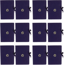 Note Book By Annick Goutal Combo Pack: Note Book (12 Notebooks) New