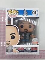 """Funko Pop! Vinyl Comedians Gabriel """"Fluffy"""" Iglesias #01 Fluffy Shop Exc C01"""