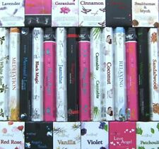 Stamford Incense Cones or Sticks - Many Scents Available (Offer 4 for 3)