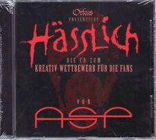 ASP - Hässlich (CD) Gothic, Rock, Elektro