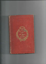 Livre ancien 1865 Lettres d'une jeune fille à sa mère Emma Faucon @