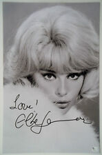 ELKE SOMMER Signed Sexy The Money Trap Large 11x17 Photo GAI