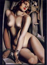Tamara De Lempicka Andromeda 1927 Art Deco Postcard 4x6