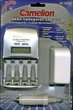 Chargeur rapide CAMELION BC-0907 pour accus AA/LR6 - Envoi en suivi