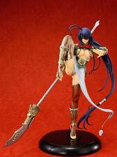 Kanu dragon warrior Ikki Tousen 1/8 unpainted statue figure model resin kit