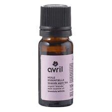 Huile essentielle de Lavande aspic bio 10ml Vegan Cosmétique Ecologique AVRIL