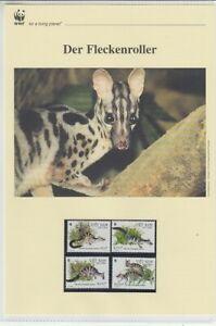 WWF   2005  Vietnam  Der Fleckenroller  Kapitel kplt.