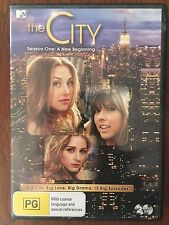 The City: Season 1 DVD (2 Disc Set) *Region 4 *Free POstage *Disc's VGC