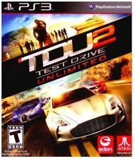 Test Drive Unlimited 2 (Playstation 3, 2011) Complete in Box