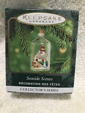 Seaside Scenes # 2 2000 Hallmark Miniature Ornament Never Displayed