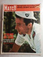 N1745 Magazine Paris-Match N°955 29 juill 1967 drame du tour, frère miséricorde