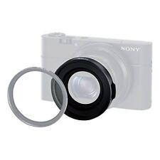 Objetivos y filtros para cámaras Sony