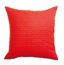 Bianca Vivid Red European Pillow Case