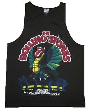 Amplified OFF.ROLLING STONES EE.UU. Tour 72 DRAGON Zunge rock star VIP Camiseta