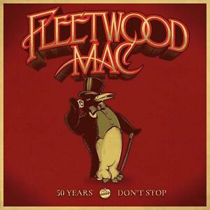 Fleetwood Mac - 50 Years - Don't Stop New CD Remastered 3 CD Edition BRAND NEW