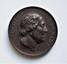 Gioacchino ROSSINI (Composer): Portrait Medal