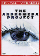 The Andromeda Project NEW PAL Cult DVD John Strickland Tom Hardy Kelly Reilly