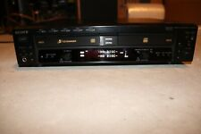 Sony RCD-W500C CD Changer and Recorder No Remote Working