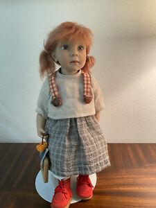 Vintage Zwergnase Art Doll Efje -Limited Edition of 250