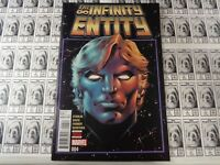 Infinity Entity (2016) Marvel - #4, Warlock, Thanos, Starlin/Davis, NM