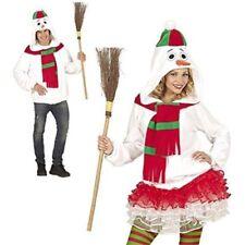 Damen-Komplett-Kostüme mit Weihnachts-S/M