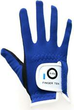 INGER TEN 2018 Junior Youth Dura Feel Blue Left Right Golf GLOVES L (7-8 YR) NWT
