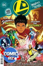 LEGION OF SUPER HEROES #12 (2021) 1ST PRINTING MAIN COVER DC COMICS
