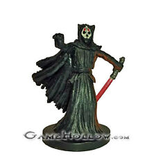 Star Wars Miniatures Champions of the Force DARTH NIHILUS #12 no card