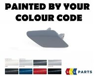 BMW F32 F33 F36 M SPORT HEADLIGHT WASHER COVER CAP RIGHT O/S BY YOUR COLOUR CODE
