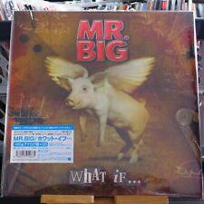 Mr. Big - What If ... / 2LP, CD (IEPS-9112/3) limited, Japan