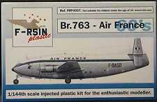 F-RSIN Models 1/144 BREGUET Br.763 Air France Airlines F-BASO