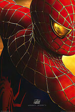 "SPIDER-MAN 2 - ADVANCE MOVIE POSTER / PRINT (REFLECTION) (SIZE: 27"" X 40"")"