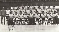 Sigmund Suttner (GER) Eishockey WM 1979 Held von Moskau original signed !!